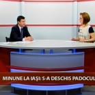Viceprimarul Mihai Chirica despre noul padoc de la Tomești